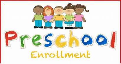 Preschool Enrollment Open Requirements Printable Application Center