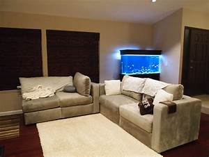 how to arrange module couch sactionals in l shaped With l shaped living room furniture arrangement