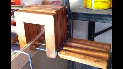 homemade wooden  clamps      youtube