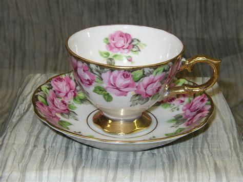 Royal Sealy China Tea Cup. Hello Beautiful