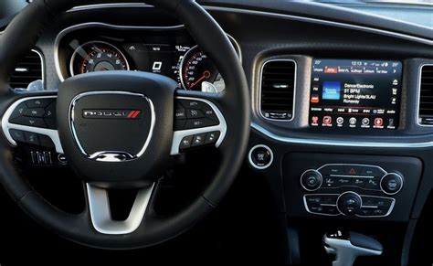 Dodge Charger Leather Seats.2018 Dodge Charger Review And