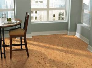 Natural cork usfloors for How to install floating cork flooring