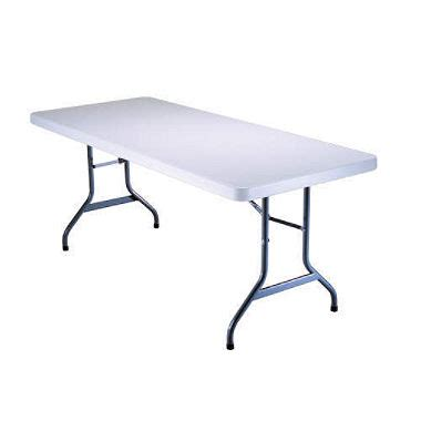 Sams Club Folding Table And Chairs by Lifetime 6 Folding Utility Table White Granite Sam S Club