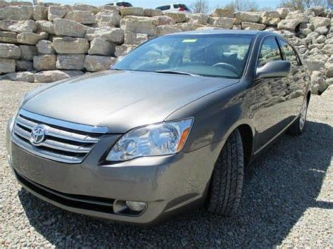 Sell Used 2007 Toyota Avalon Xls In 4387 Elick Ln, Batavia