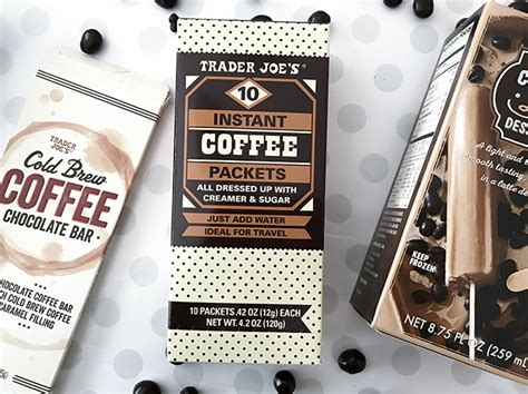It comes in a pack of two that you can use for a while before refilling. The Best Mouthwatering Coffee Items from Trader Joe's for Coffee Lovers