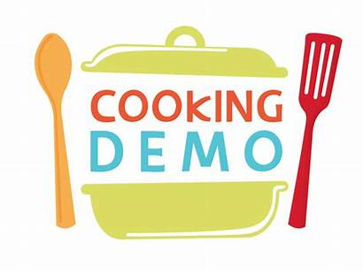 Cooking Demo Demonstration Clip Clipart Chef Cook