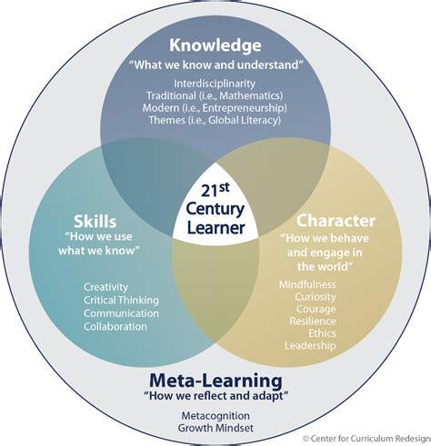 center  curriculum redesign