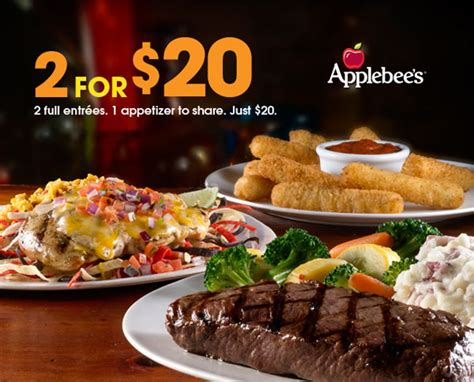 Everyone's Excited to Try Applebee's 2 for $20 Menu