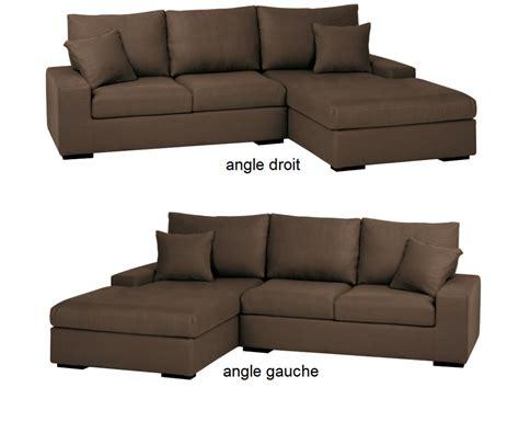 canapé d angle poltronesofa canapé d 39 angle tissu neptune fixe ou convertible home spirit
