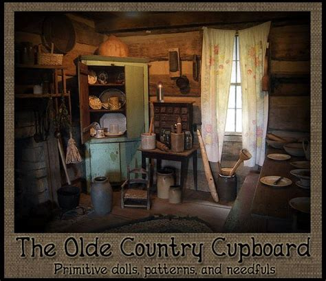 Olde Country Cupboard by The Olde Country Cupboard Primitive Websites
