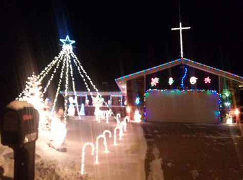 local christmas light hot spots featured satellite