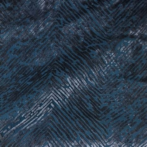 Drapery Fabric By The Yard by Kentish Burnout Velvet Drapery Upholstery Fabric By
