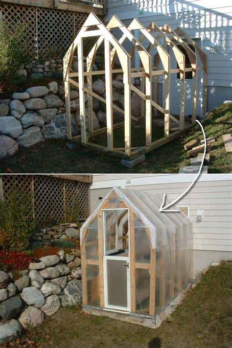 simple budget friendly plans  build  greenhouse amazing diy interior home design