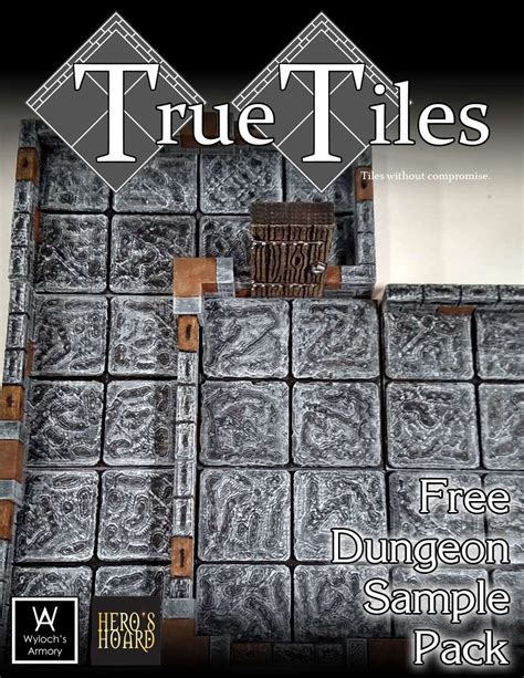 truetiles free dungeon sle pack wyloch s armory