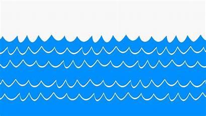 Waves Wave Ocean Clip Clipart Cartoon Sea