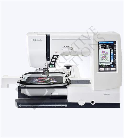 Empisal 9900 Combo Sewingembroidery Machine
