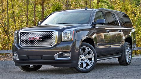 2016 gmc yukon xl denali driven review top speed