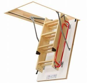 Escalier Escamotable Brico Dépot : escalier escamotable bois ~ Dailycaller-alerts.com Idées de Décoration