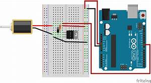 Controlling A Solenoid With An Arduino