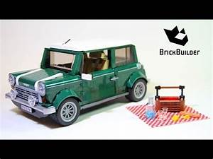 Lego Mini Cooper : lego 10242 mini cooper lego speed build youtube ~ Melissatoandfro.com Idées de Décoration