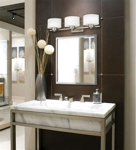 Spa Lighting For Bathroom by From Blah To Spa How Bathroom Lighting Can Turn Your