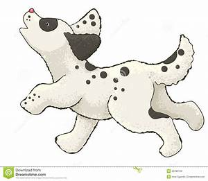 Running Dog Cartoon Royalty Free Stock Images - Image ...