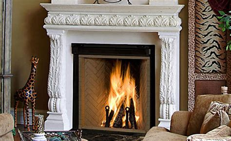 Fireplace And Chimney Services In