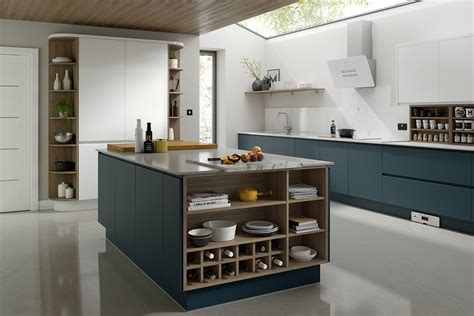 Infinity Contemporary Kitchens Cgi On Behance