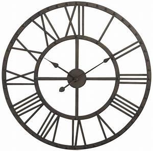 Horloge Murale Industrielle : horloge murale ossature 70cm ~ Teatrodelosmanantiales.com Idées de Décoration