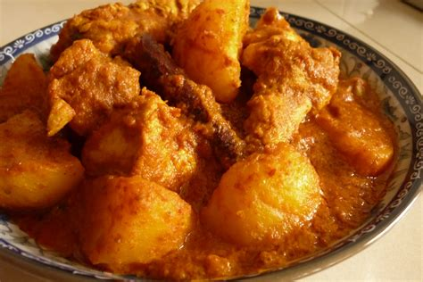 curry chicken kitchen flavours nyonya curry chicken penang