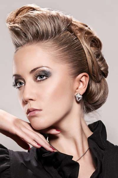 Updo Formal Hairstyles by Hairstyles For 2015 Hairstyle