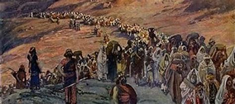 Image result for jewish people in exile in the bible