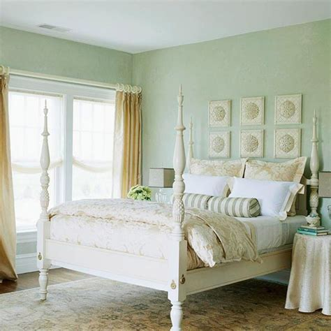 Bedroom Decorating Ideas Seafoam Green by Green And White Bedroom Designs