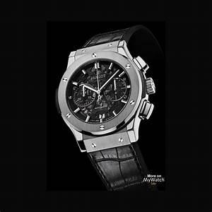 Montre Hublot Geneve : hublot classic fusion chrono aero titanium classic fusion 525 titane bracelet ~ Nature-et-papiers.com Idées de Décoration