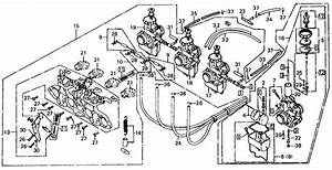 1975 Honda Cb750f Float Set  Engine  Carburetor