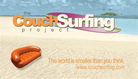 Couching Surf by Couchsurfing Around California Brandyourway