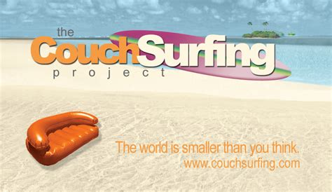 Couchsurfing Around California #brandyourway