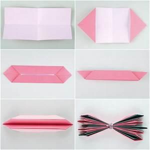 Comment Faire Une étoile En Papier : 1001 mod les d 39 origami fleur facile pour c l brer le ~ Nature-et-papiers.com Idées de Décoration