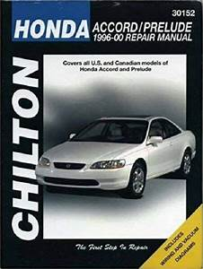 1996 1997 1998 1999 2000 Honda Accord Prelude Repair