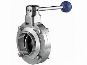 Sanitary Manual Butterfly Valve Manufacturer