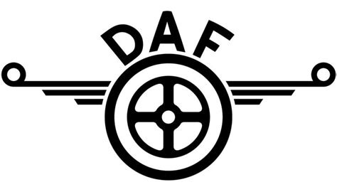 Daf Trucks Classic Logo