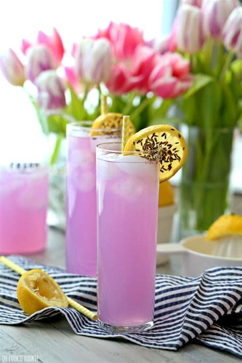 lavender cocktail lavender lemonade recipe mocktail or cocktail the