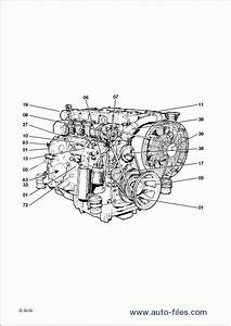 Deutz Engine Bfm 1012