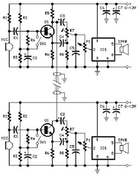 telephone ringer circuit page 2 telephone circuits