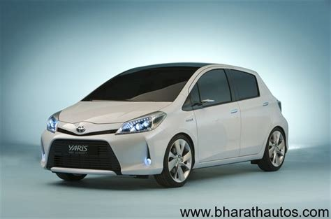 Toyota Motor Corp To Introduce 8-new Compact Cars By 2015