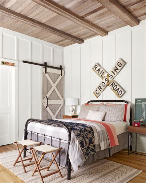 country boy bedroom ideas step inside one of the prettiest country farmhouses we ve Country Boy Bedroom Ideas