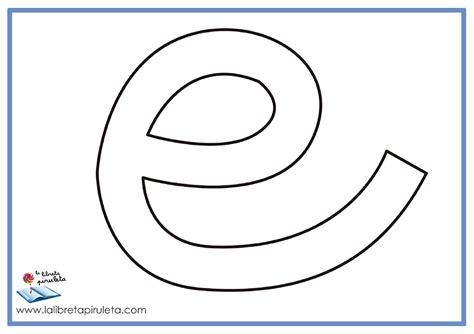 vocal e para colorear e imprimir recursos para educaci 243 n inicial aprendiendo las vocales vocales