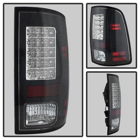 2013 dodge ram tail lights spyder 2013 17 dodge ram truck factory led model led