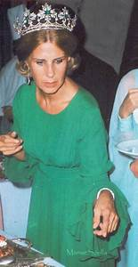 A recently acquired colour photo of the late Duchess of ...
