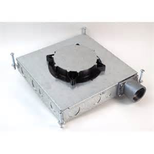 rfb4e four compartment single or multi service recessed